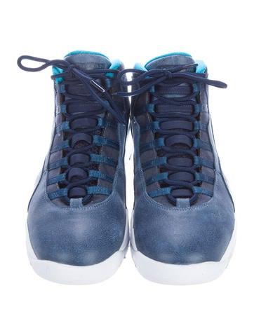 2015 Air Jordan 10 Retro LA Sneakers