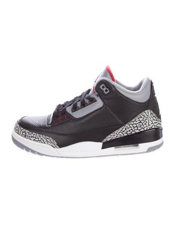 Nike Air Jordan Retro 3 Sneakers None