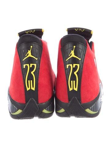 Air Jordan Retro XIV Ferrari Sneakers