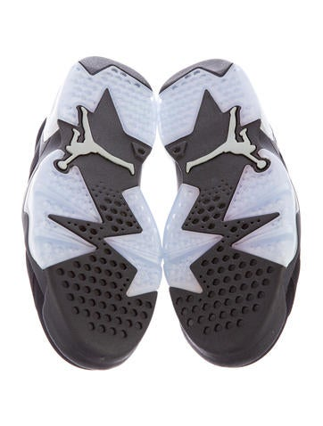 Air Jordan 6 Retro Chrome Sneakers