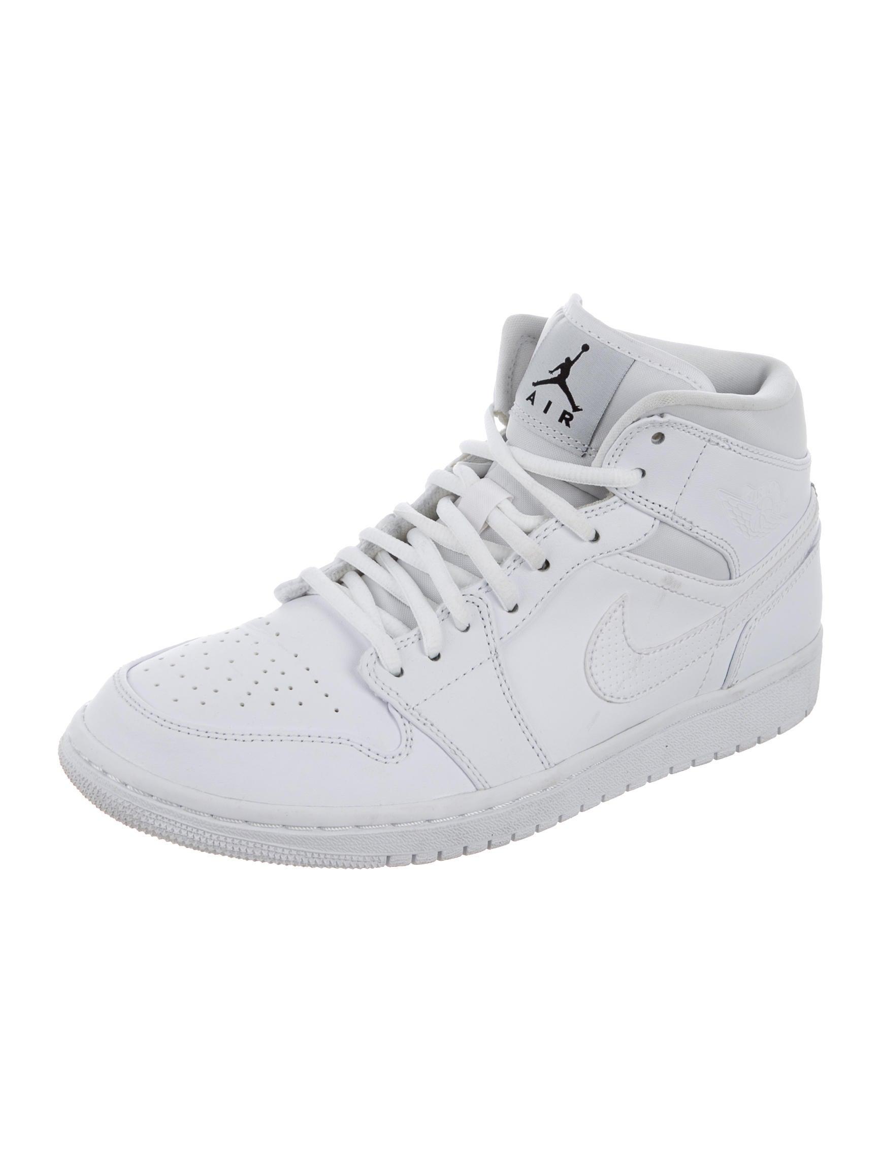 nike air jordan 1 retro mid sneakers shoes wu220878. Black Bedroom Furniture Sets. Home Design Ideas