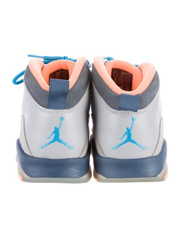 Air Jordan 10 Retro Bobcats Sneakers
