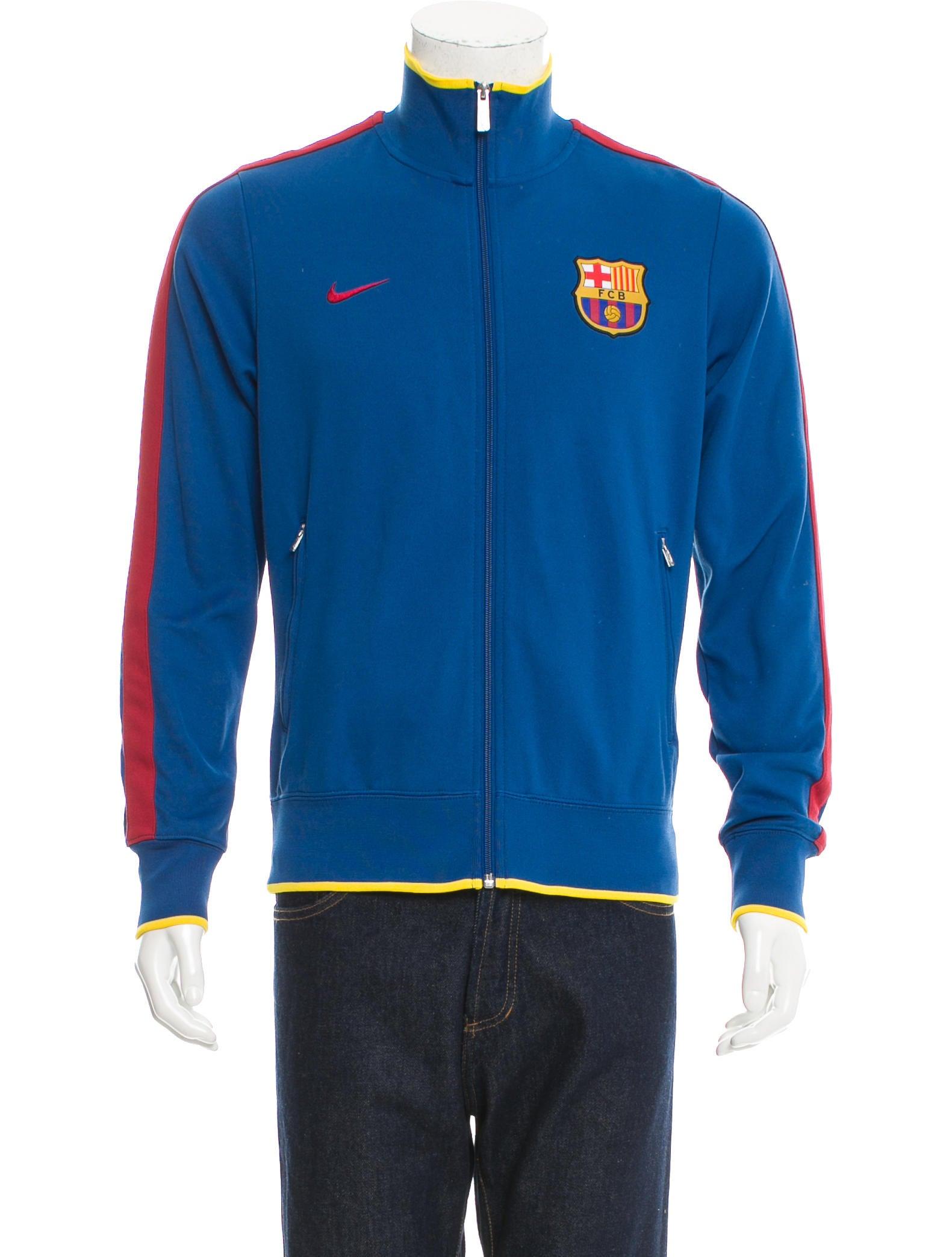Nike FCB Track Jacket - Clothing - WU221035 | The RealReal