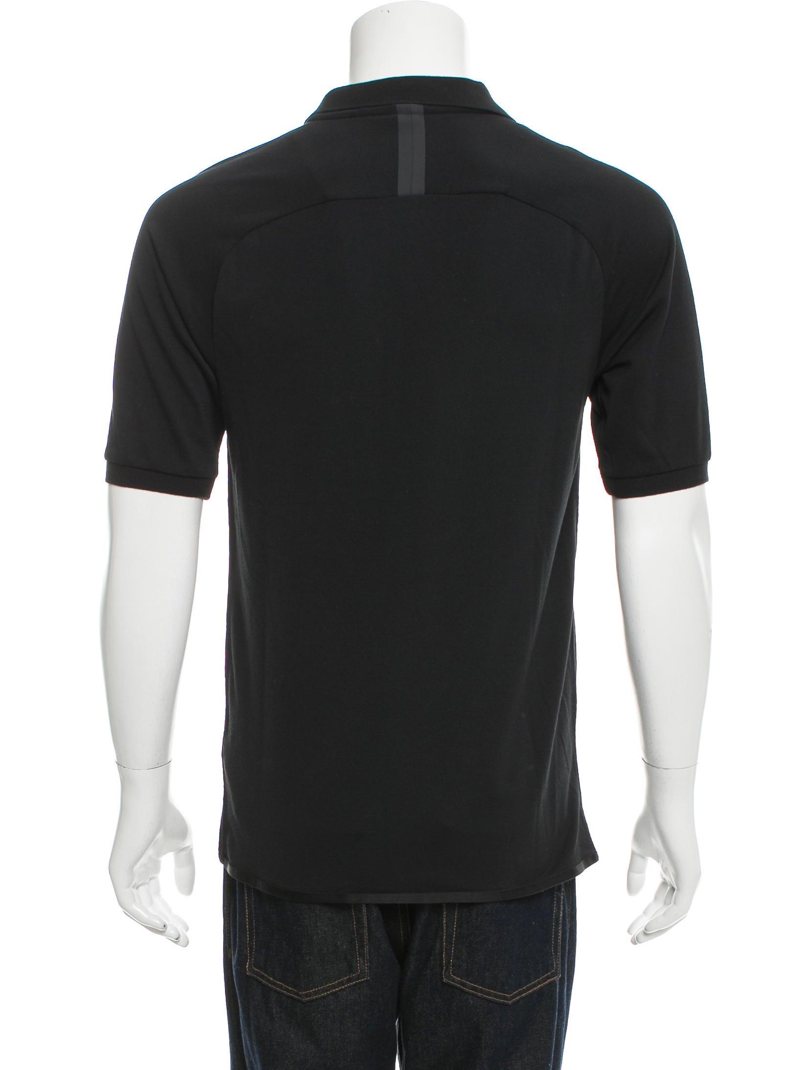 Nike short sleeve polo shirt w tags clothing wu221115 for Nike short sleeve shirt