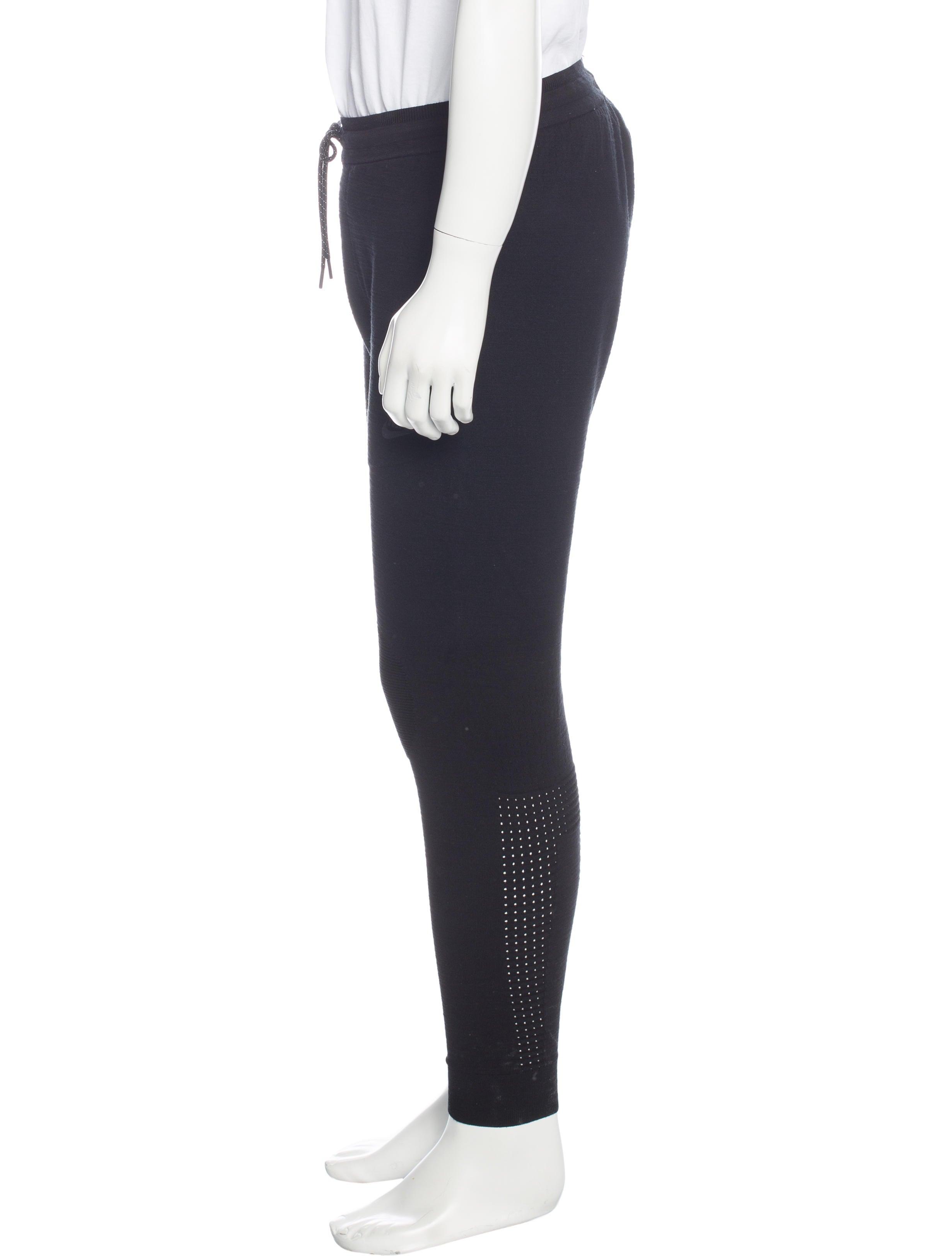 Nike Drawstring Ribbed Leggings - Clothing - WU221123   The RealReal
