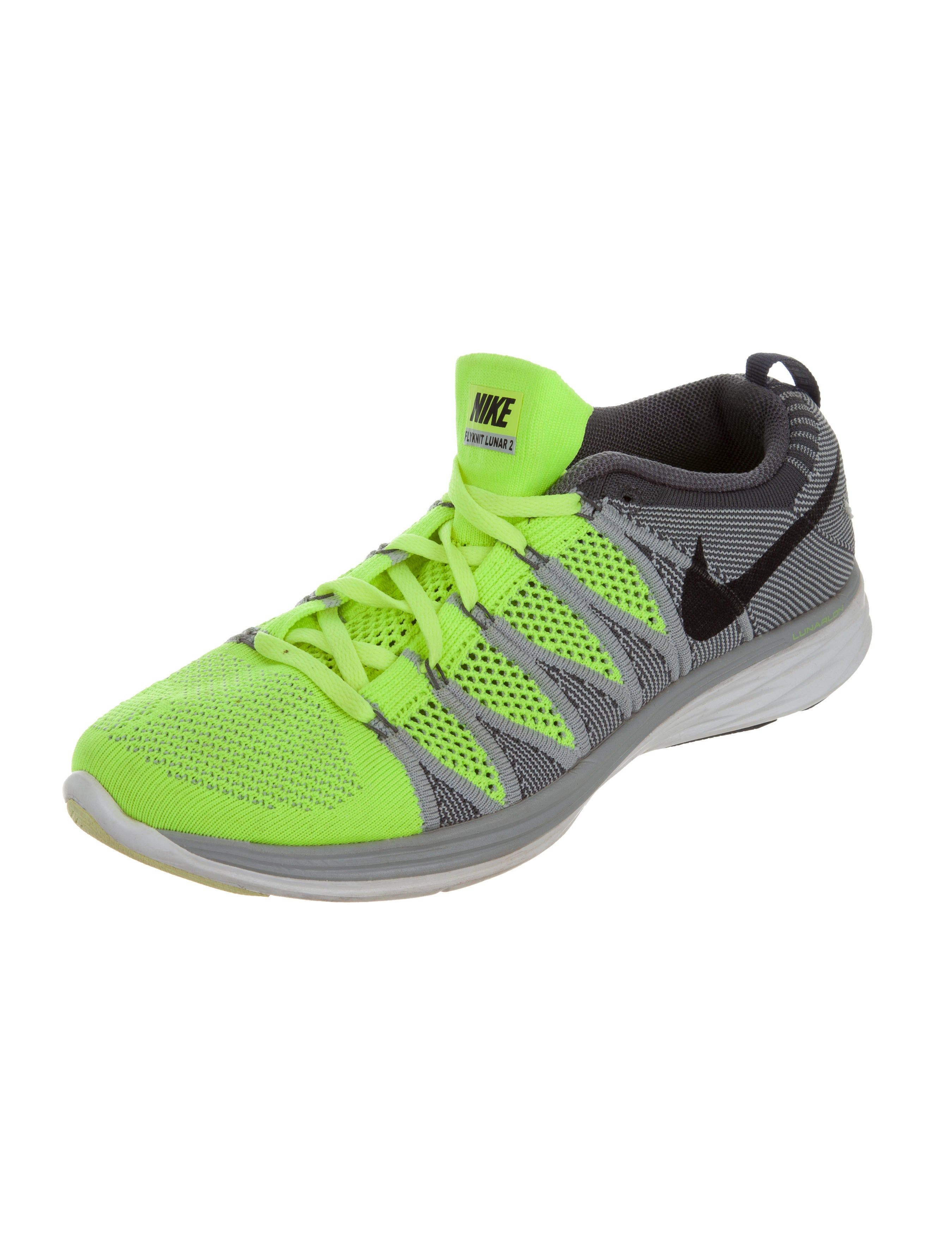 nike flyknit lunar 2 sneakers shoes wu221304 the. Black Bedroom Furniture Sets. Home Design Ideas