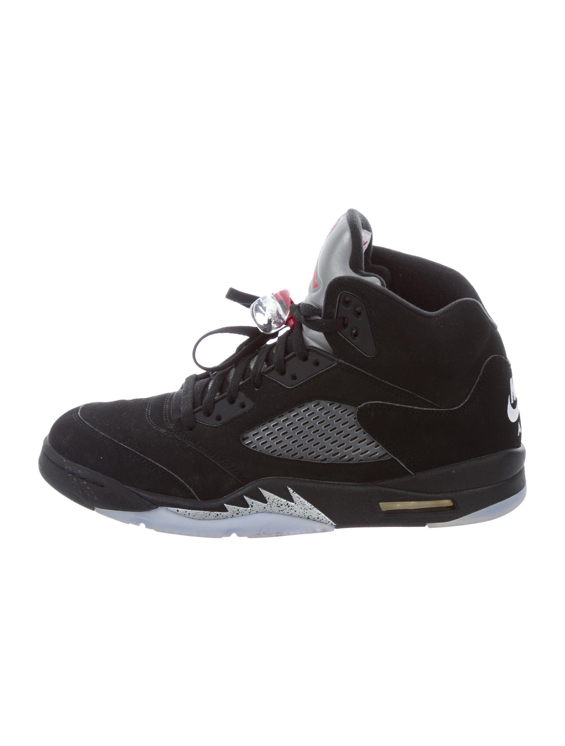 Nike Air Jordan 5 Retro Og Sneakers Shoes Wu221371