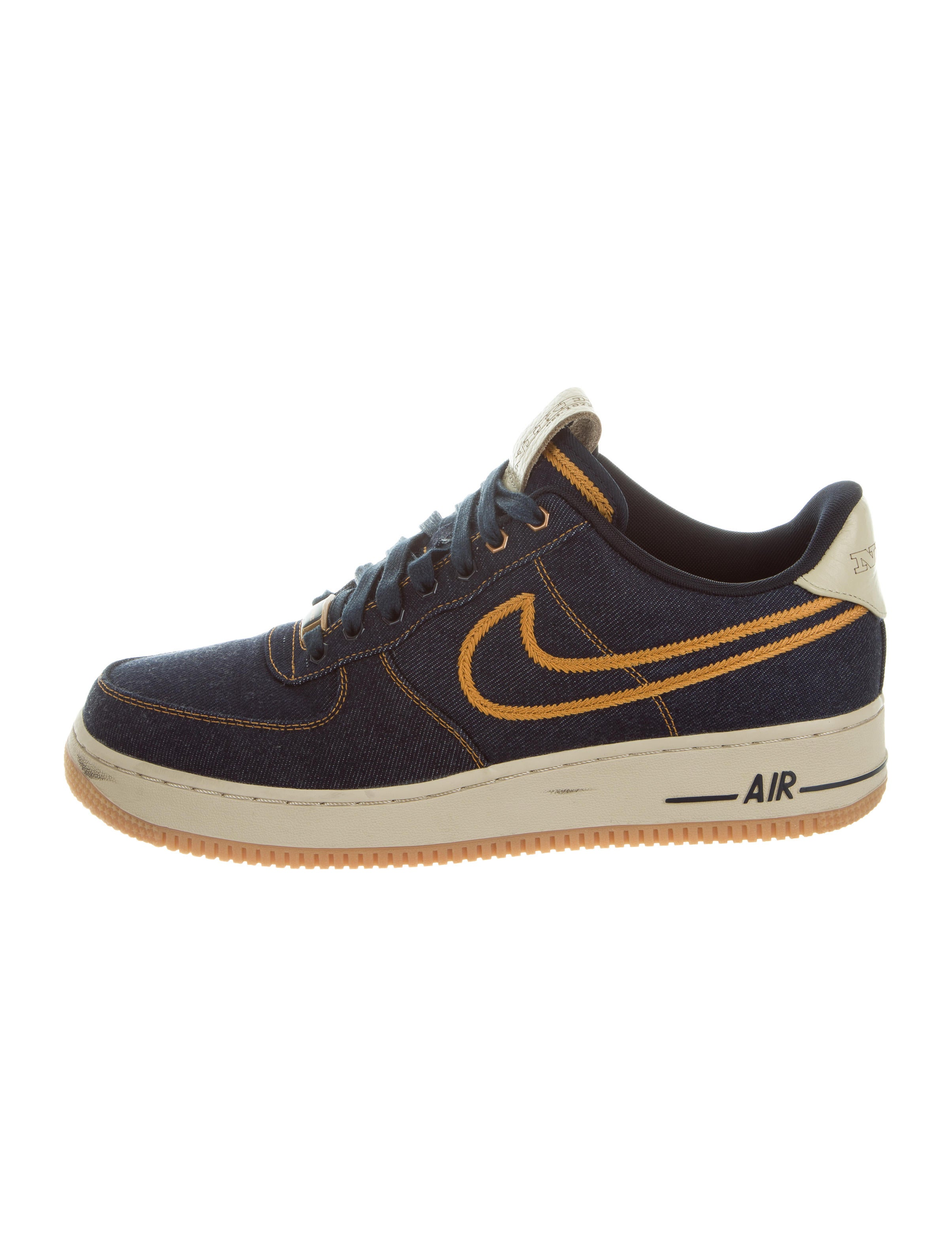 nike air force 1 denim sneakers shoes wu221420 the. Black Bedroom Furniture Sets. Home Design Ideas