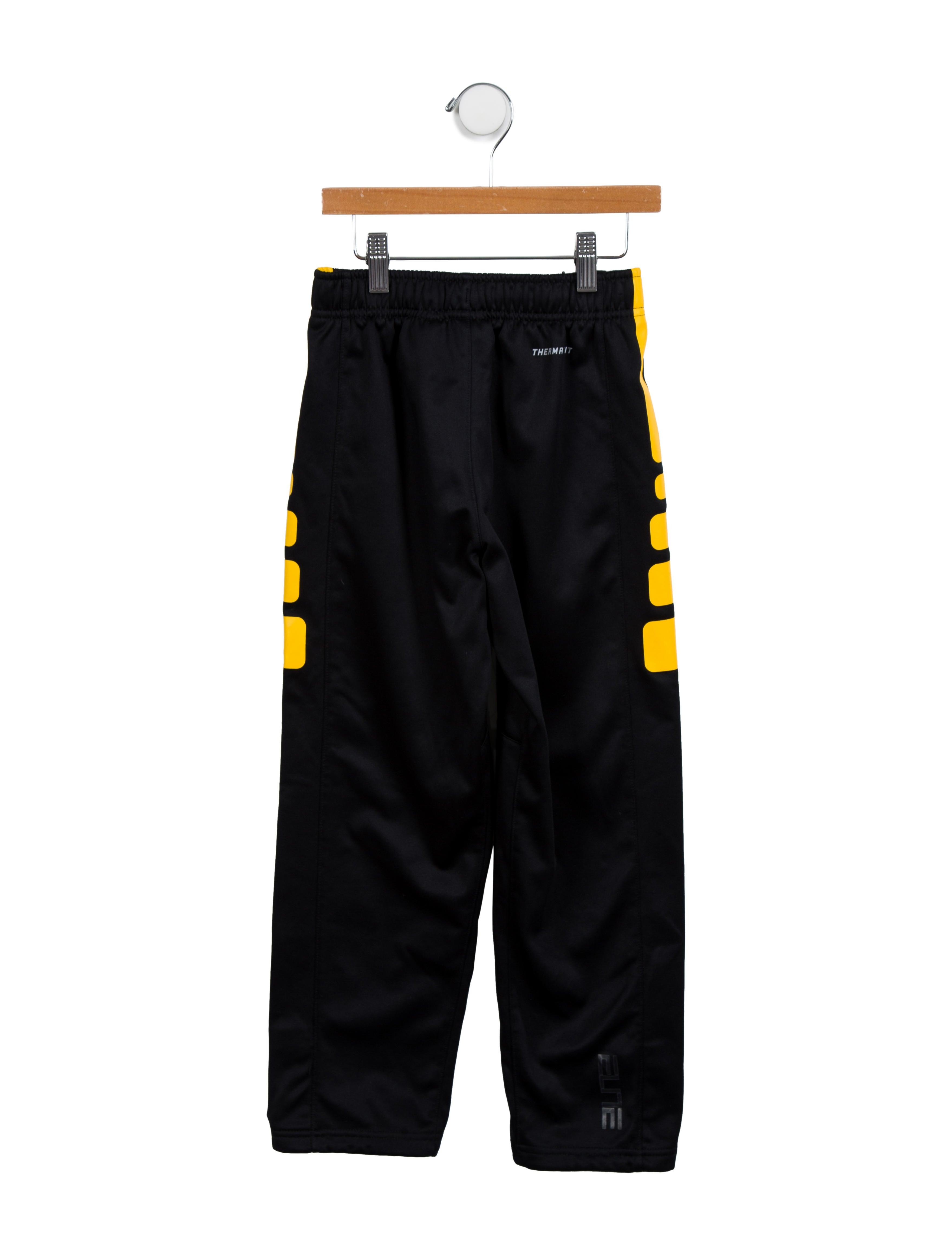 Nike Boysu0026#39; Two-Tone Track Pants - Boys - WU221425 | The RealReal