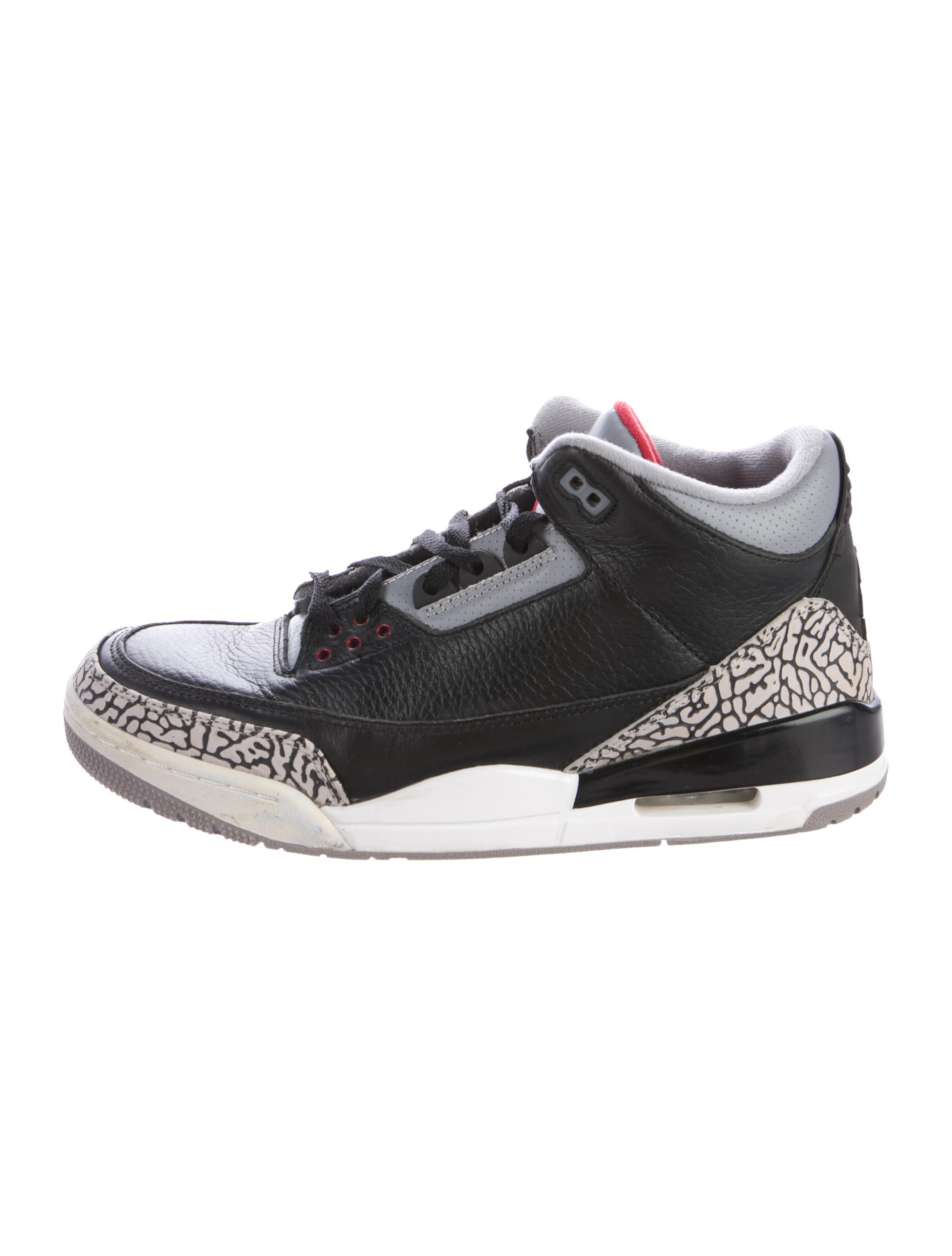 Nike 3 Retro 2011 Release Sneakers Shoes Wu221555