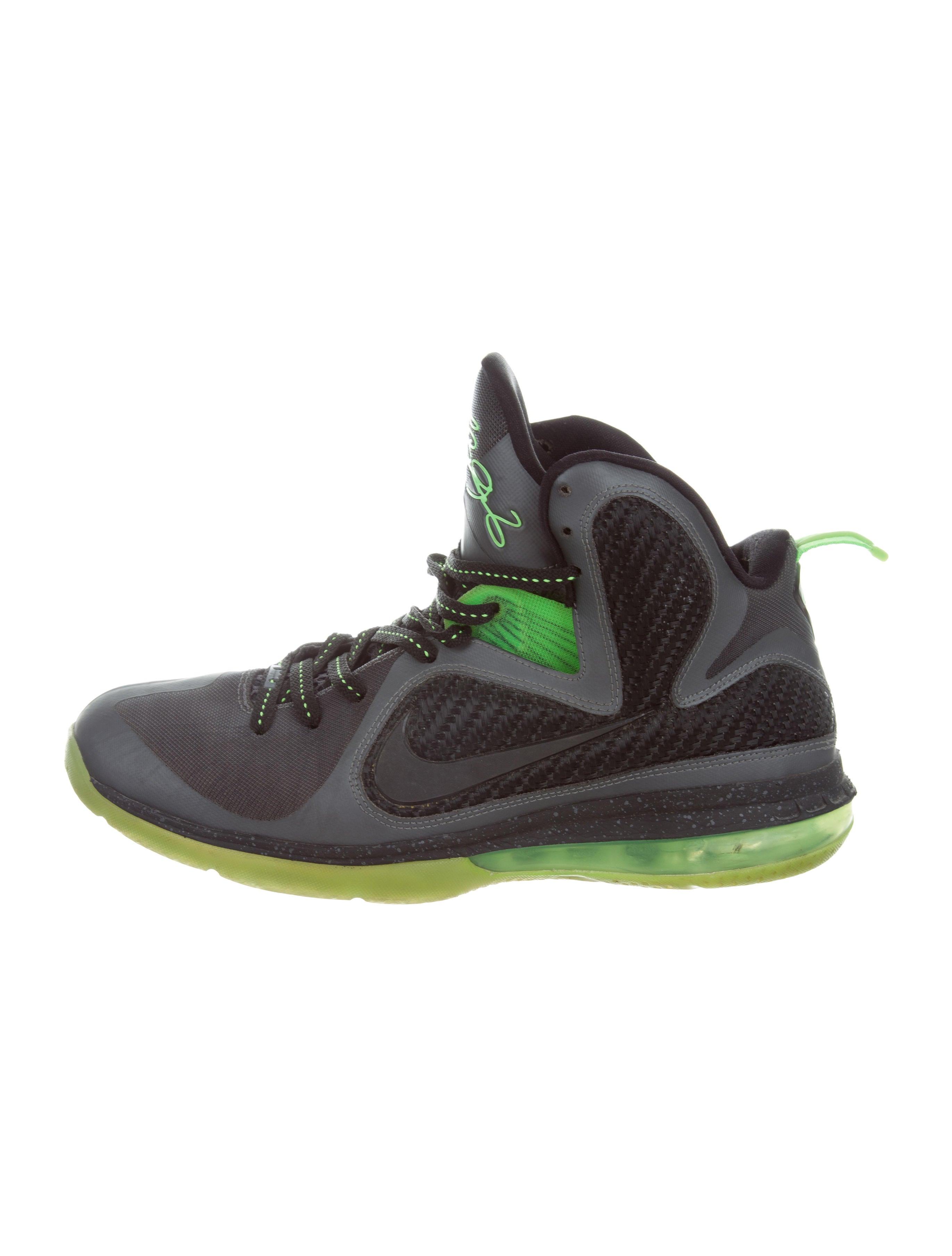 Nike Lebron 9 Dunkman Sneakers - Shoes - WU221623 | The ...