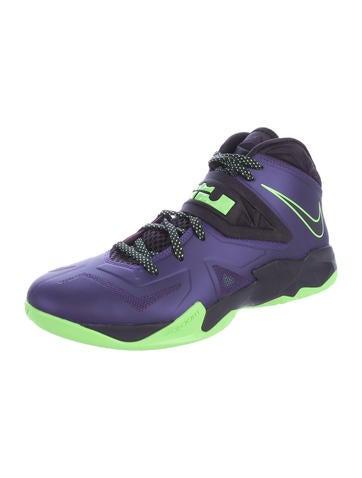 60f64b719f7 Nike Zoom Soldier VII Purple