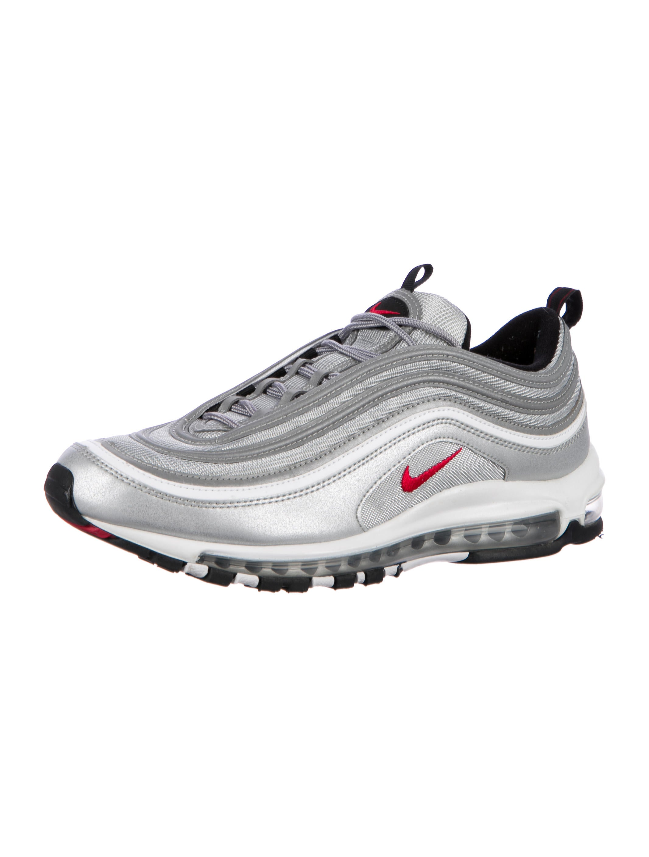 how to wear air max 97 silver bullet