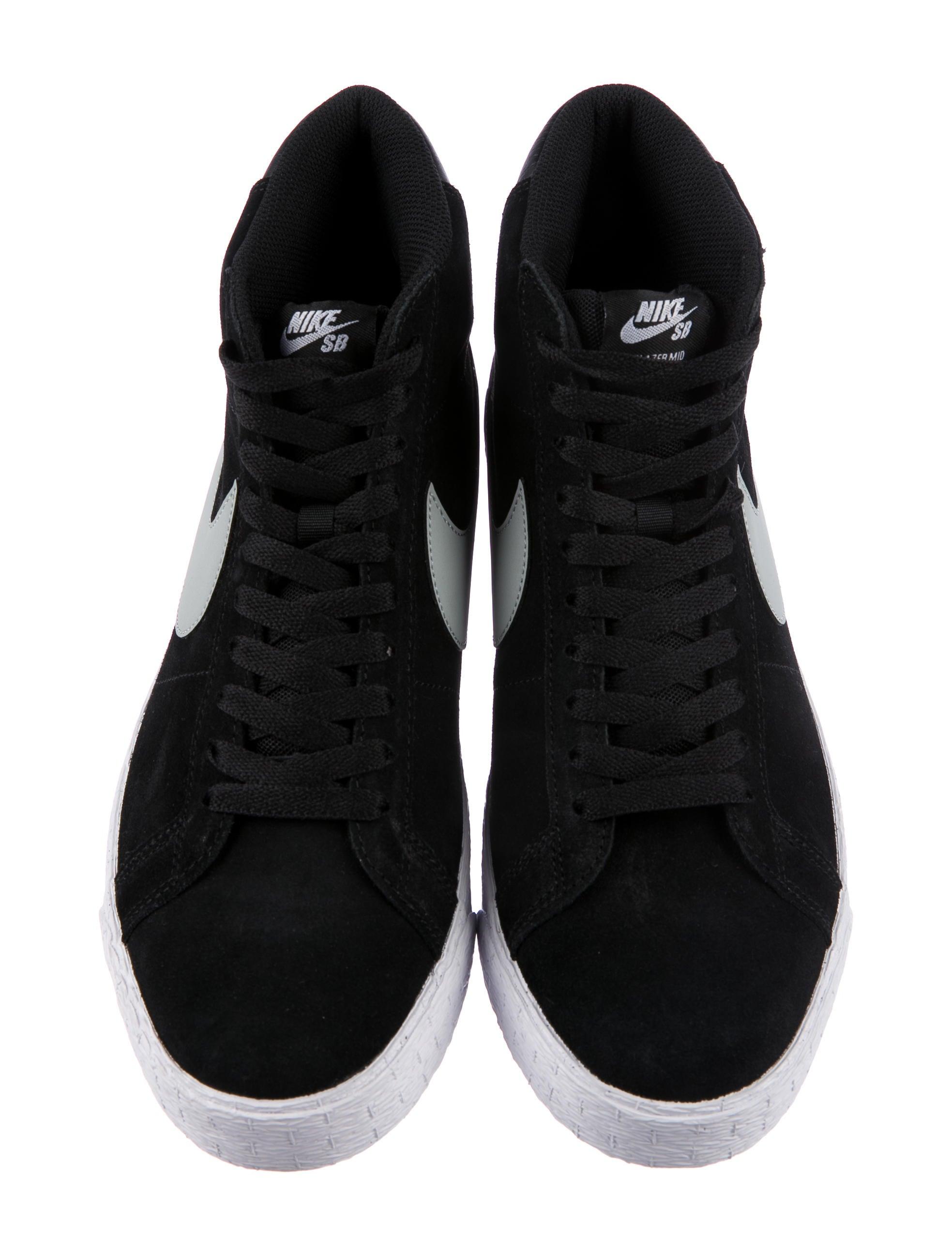 the latest 83747 cc942 SB Blazer Mid Premium Sneakers