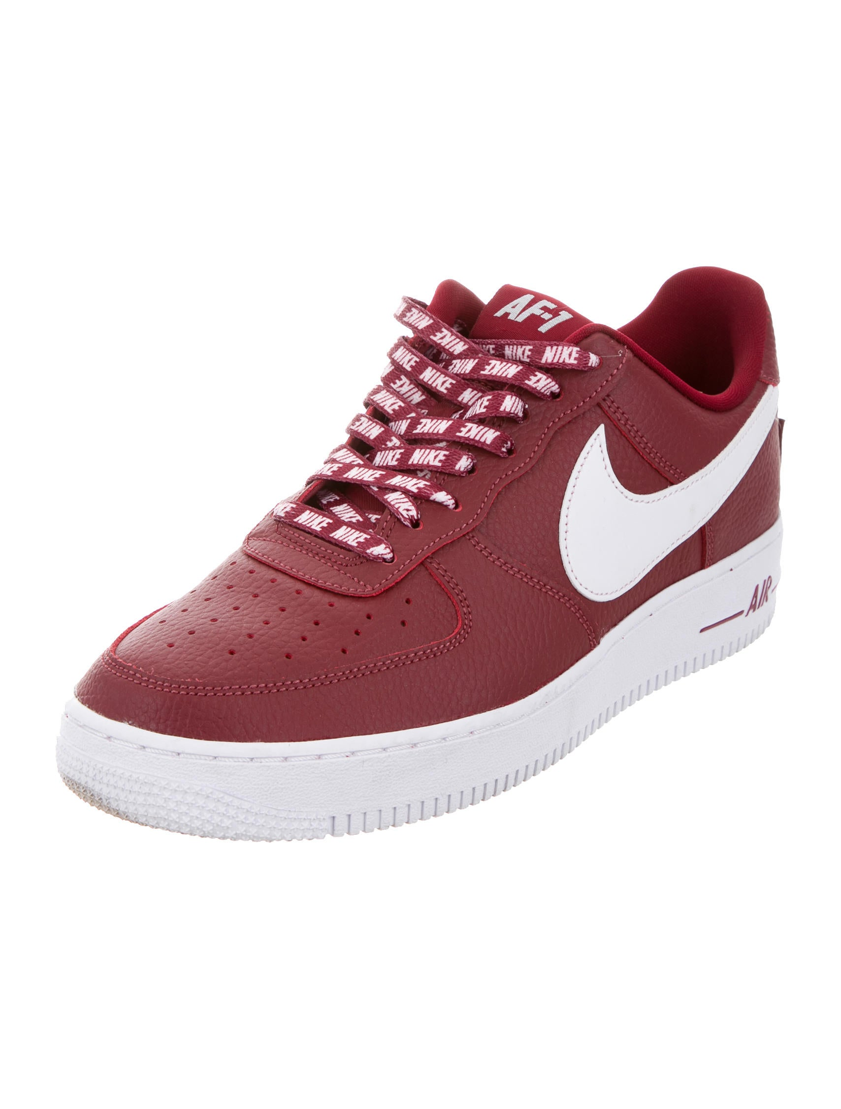 Real Air Force One Shoes
