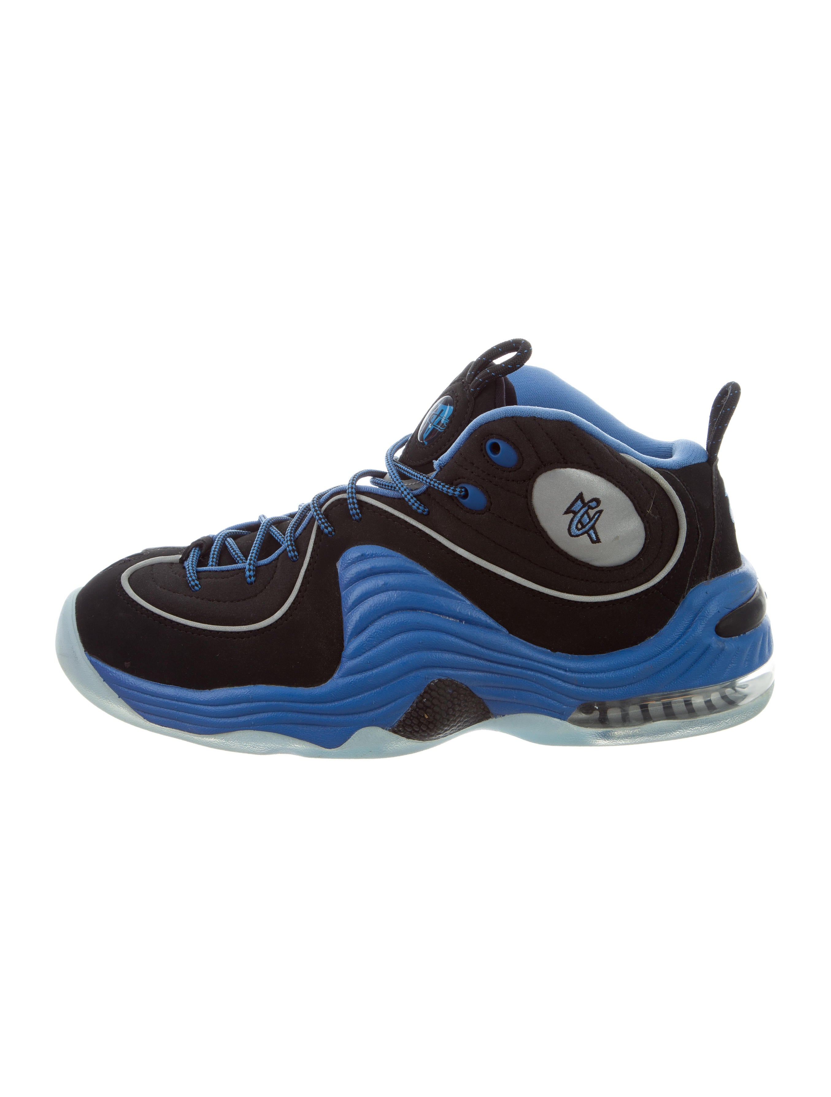 Nike Air Penny II Sneakers Shoes WU222151 The RealReal : WU2221511enlarged from www.therealreal.com size 2709 x 3574 jpeg 348kB