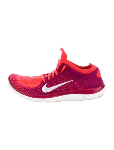 Nike Free Flyknit 4.0 Running Sneakers None