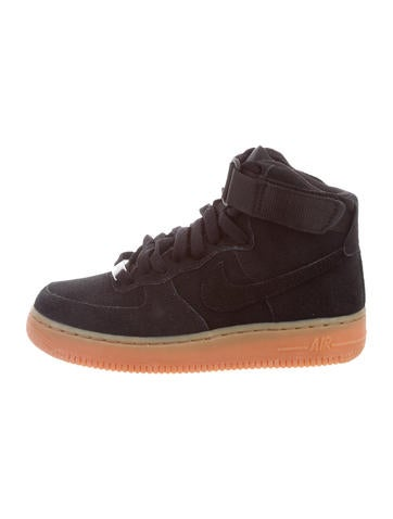 Nike Suede Air Force Sneakers None