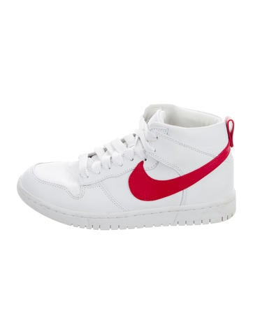Nike Leather Dunk Lux Chukka Sneakers amazon cheap price occgo1JE