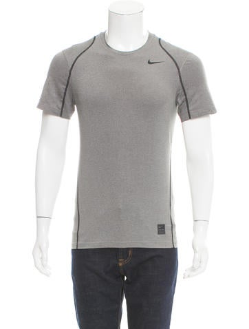 Nike Logo Print Dr-Fit T-Shirt None