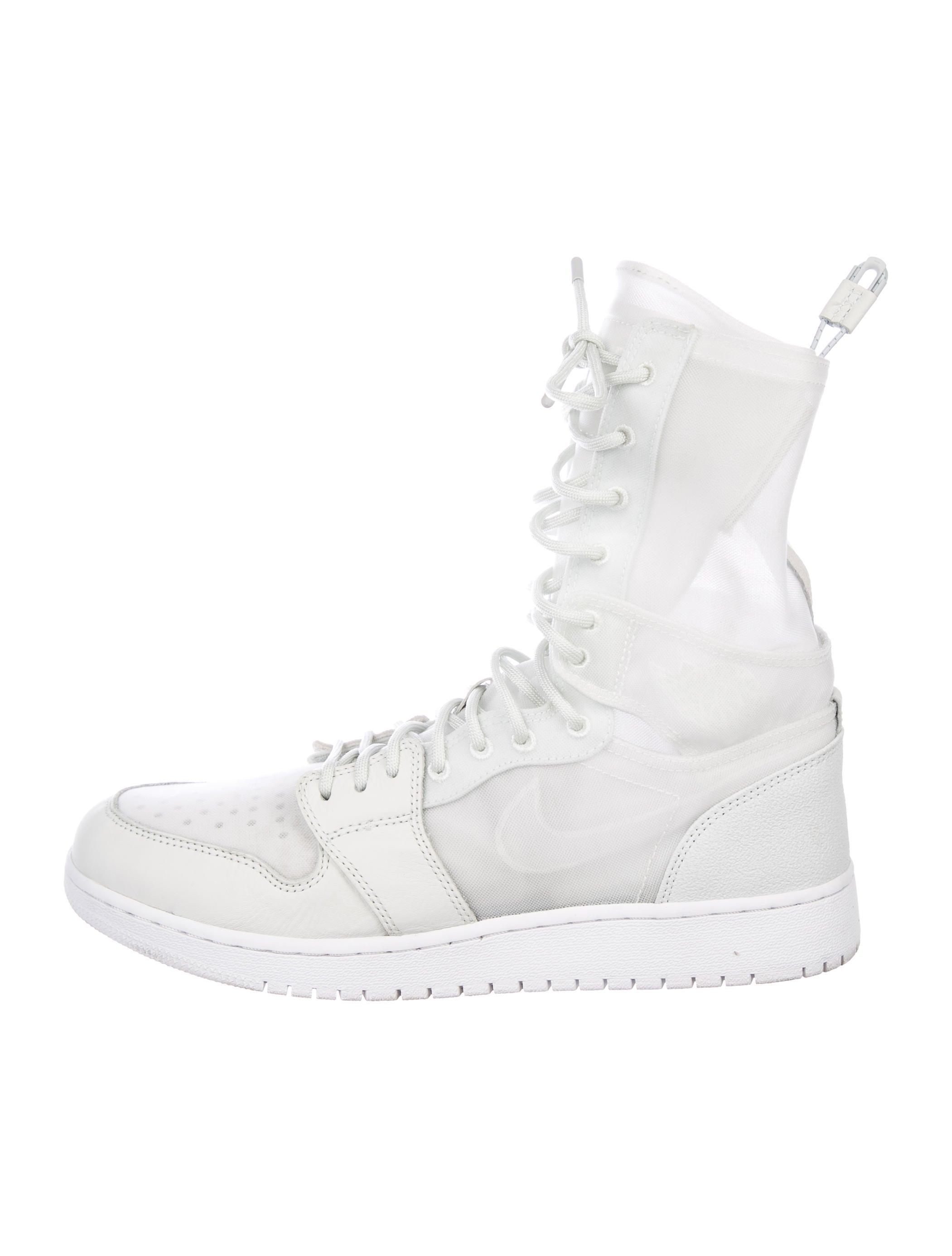 Nike Explorer High-Top Sneakers discount 2014 discount reliable Anf3EhQ8J