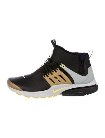 Nike Air Presto Mid Utility Sneakers None