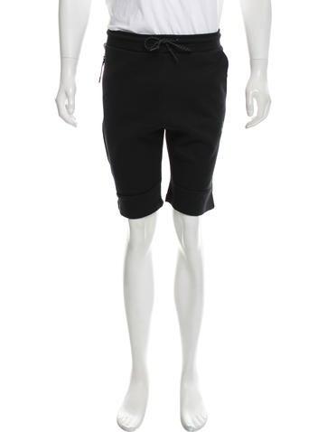 Nike Woven Jogger Shorts None