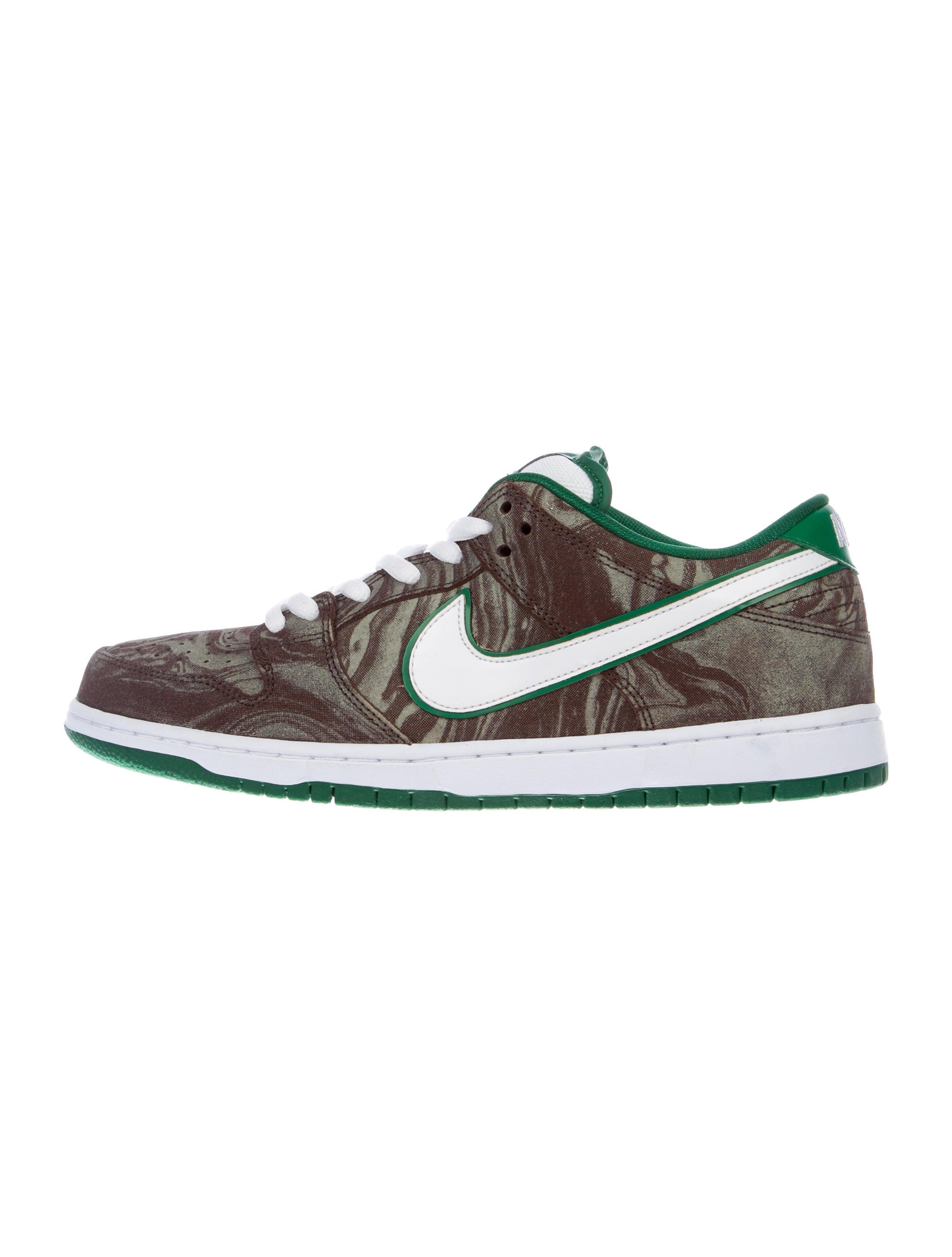 half off 0d7fd 8481a Nike SB Dunk Low PRM Starbucks Sneakers - Shoes - WU223825 ...