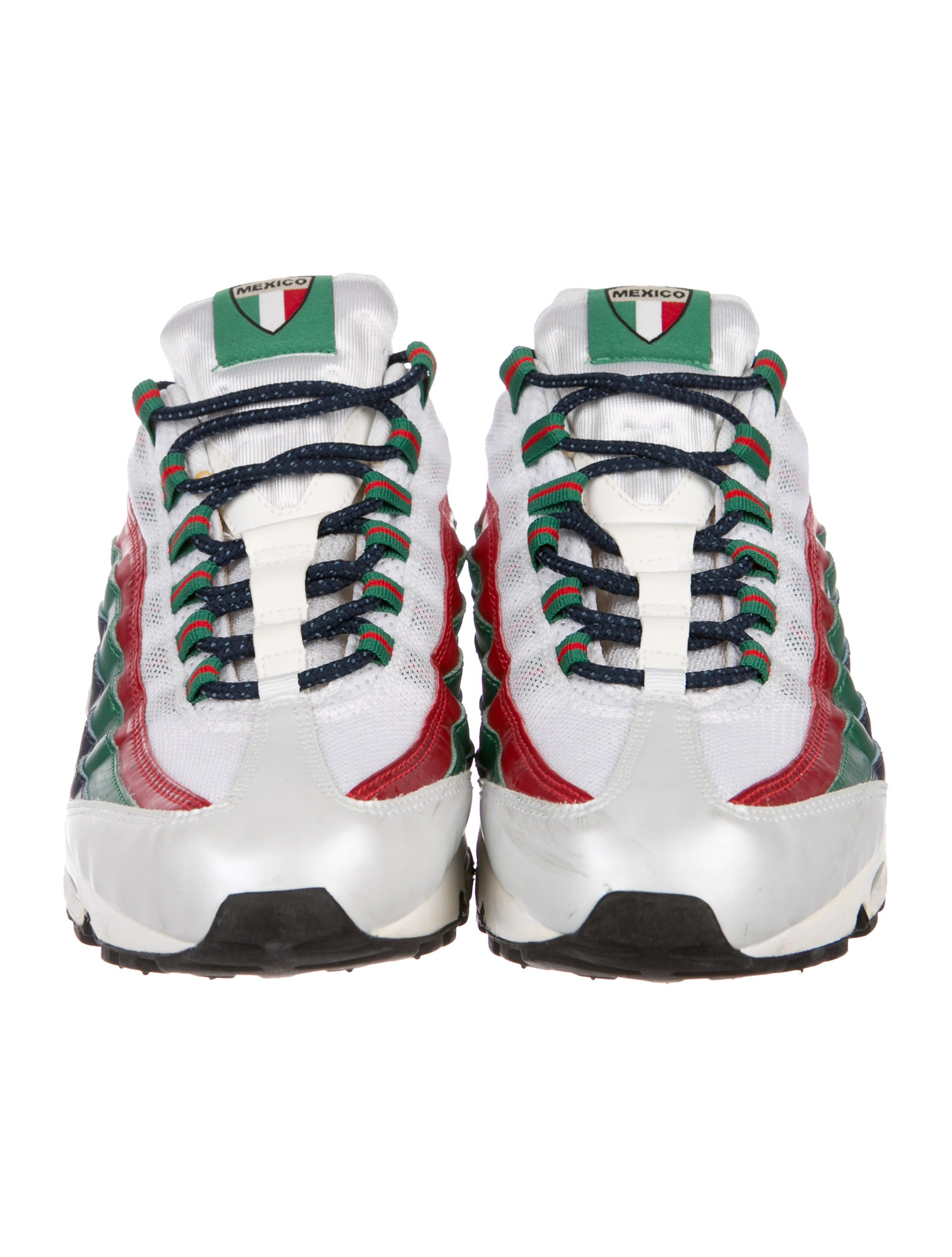 Nike Air Max 95 Mexico World Cup Sneakers Shoes WU224859