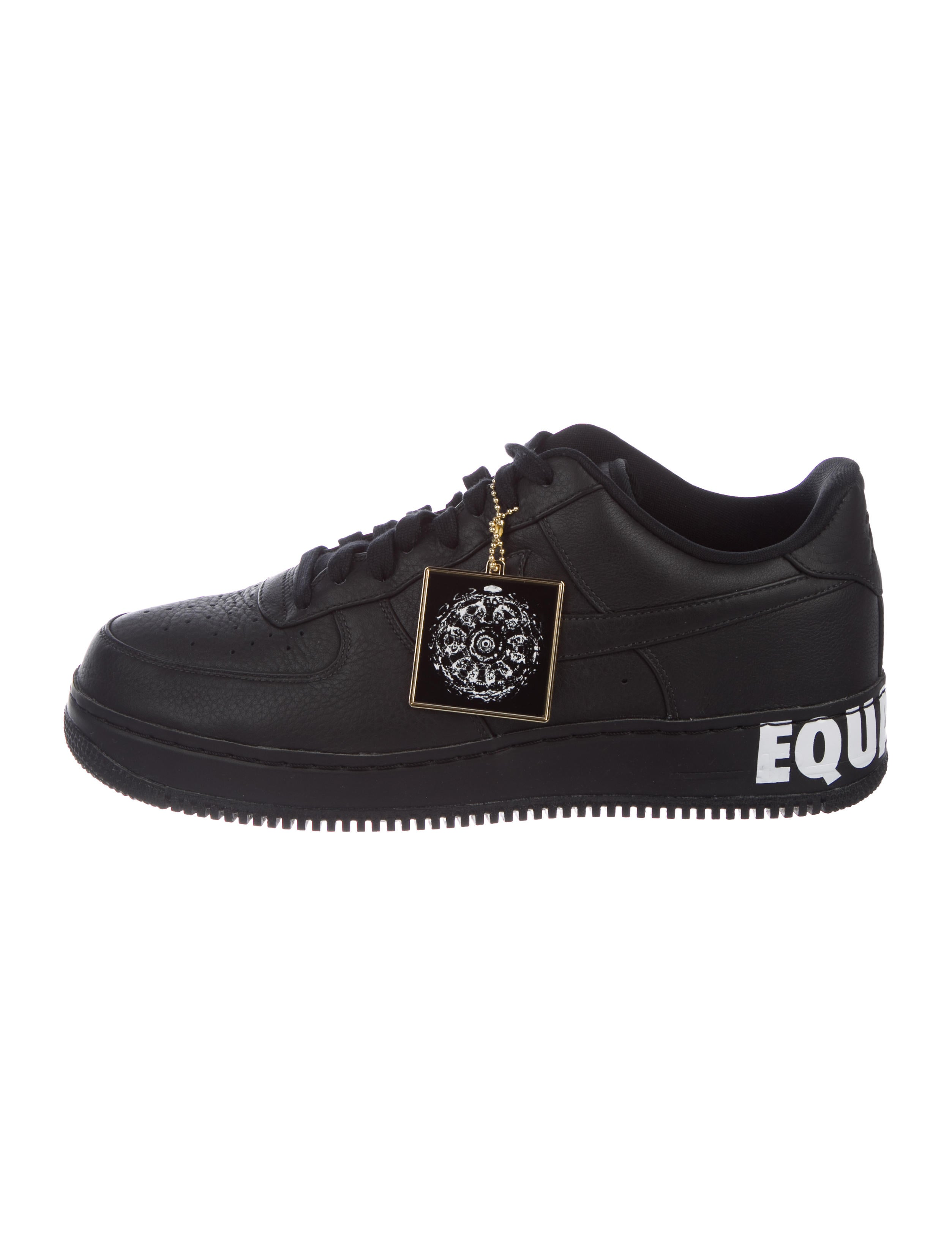 754c4a0edbbd Nike 2018 Air Force 1 CMFT Equality Black History Month Sneakers ...