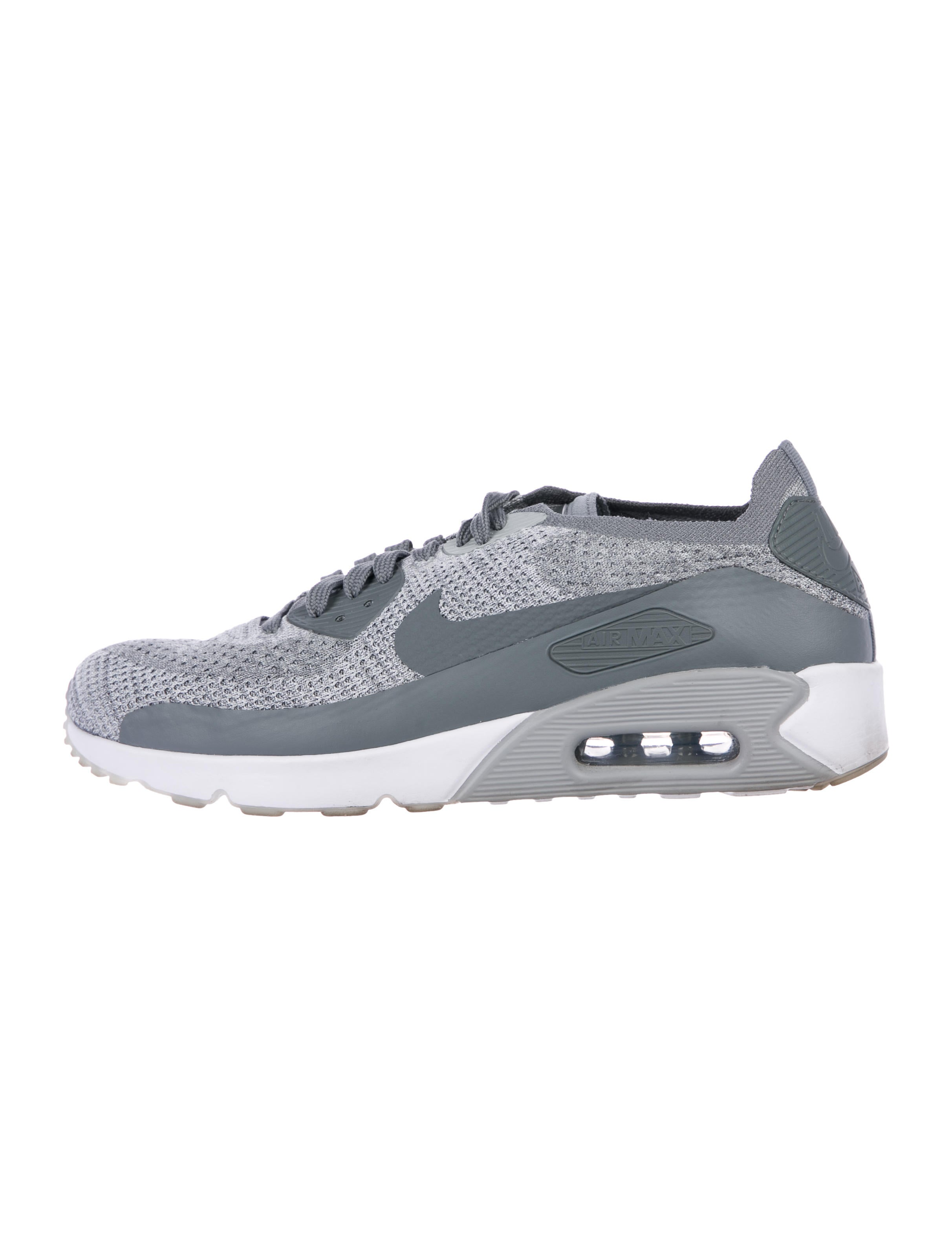 Nike Air Max 90 Ultra 2.0 Flyknit Sneakers - Shoes - WU225444  83694b3b1