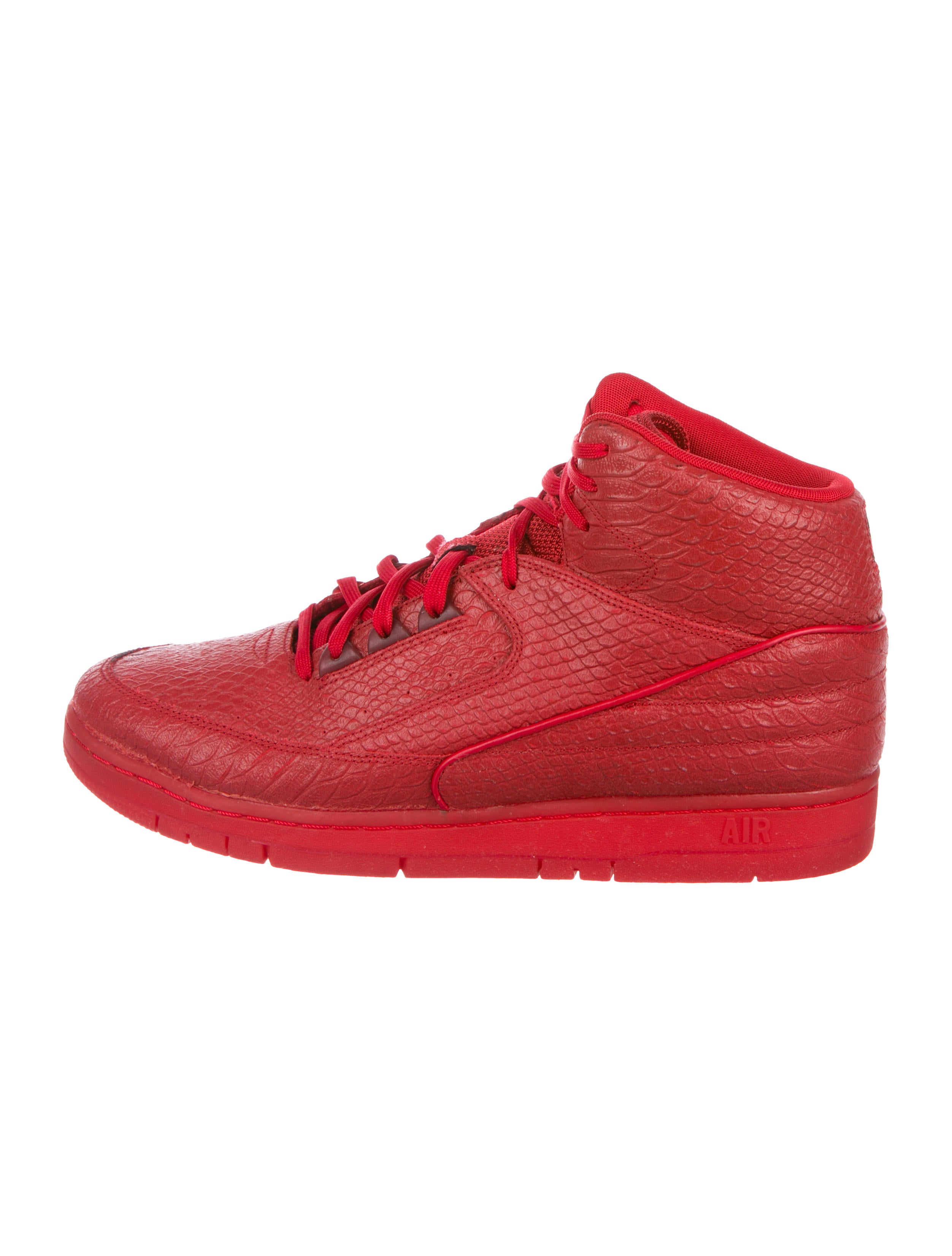 the latest 11b7f 297e8 Nike Air Python PRM Red October Sneakers - Shoes - WU225567   The ...