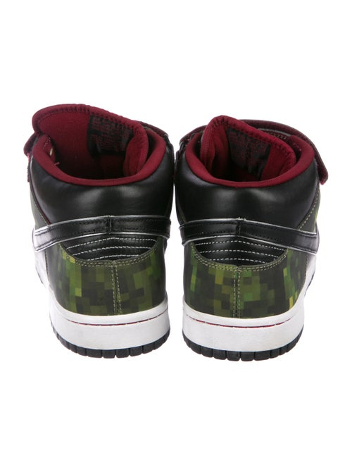 sale retailer 68bd9 c0544 Nike x Nitraid SB Dunk Mid Sneakers - Shoes - WU226079  The