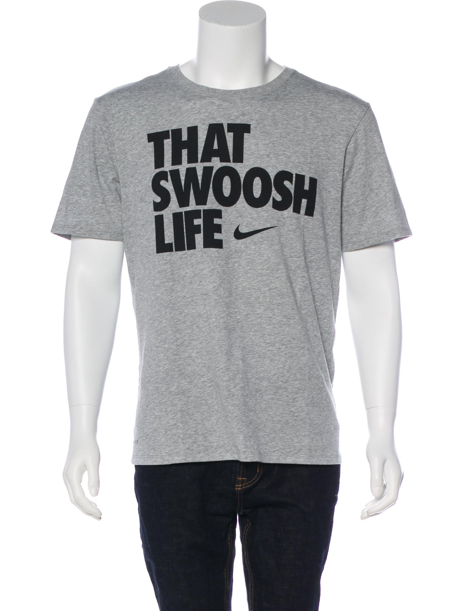 125f455a Nike That Swoosh Life T-Shirt - Clothing - WU226786 | The RealReal