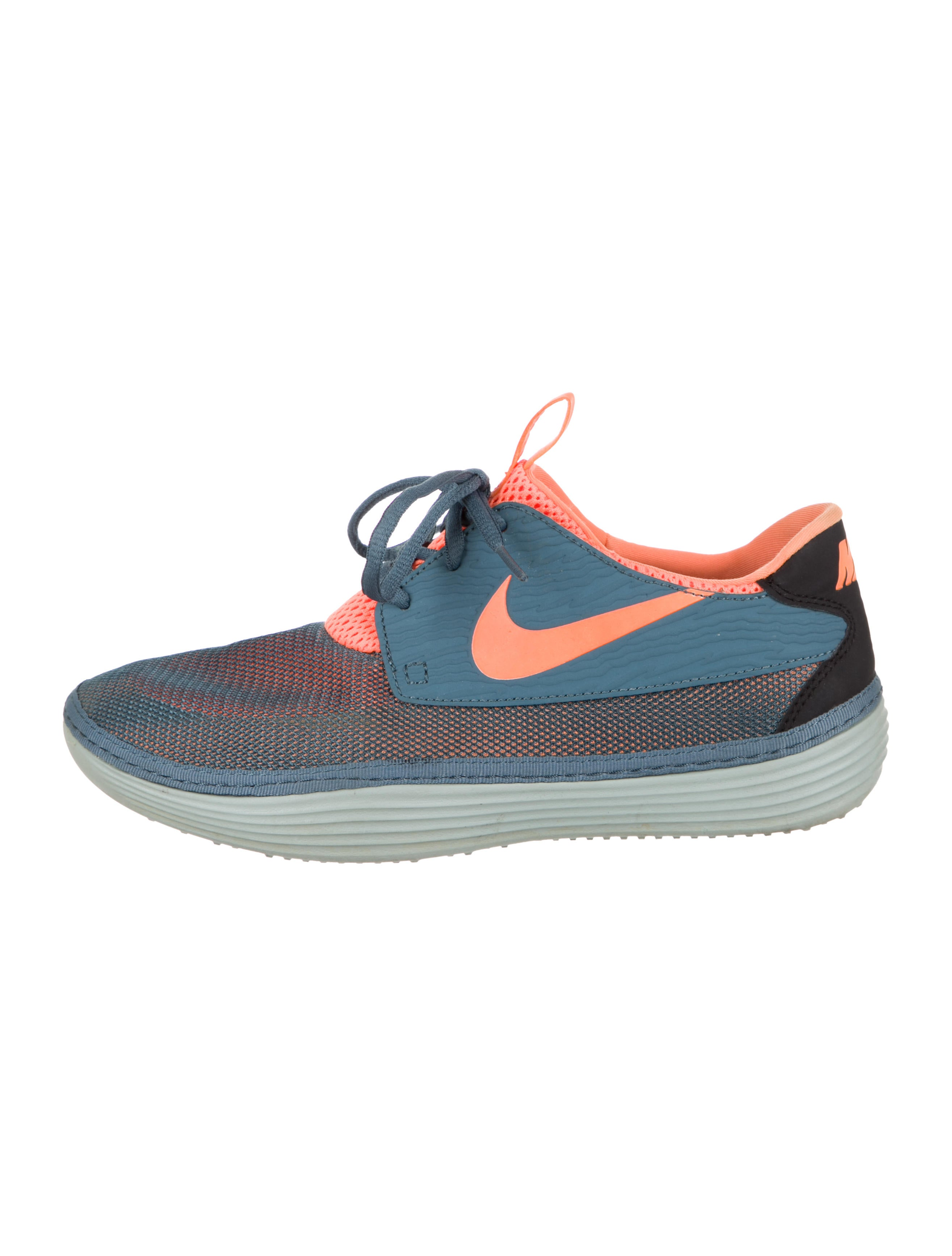 quality design 682c2 85fac Nike Solarsoft Moccasin Sneakers - Shoes - WU226796   The RealReal