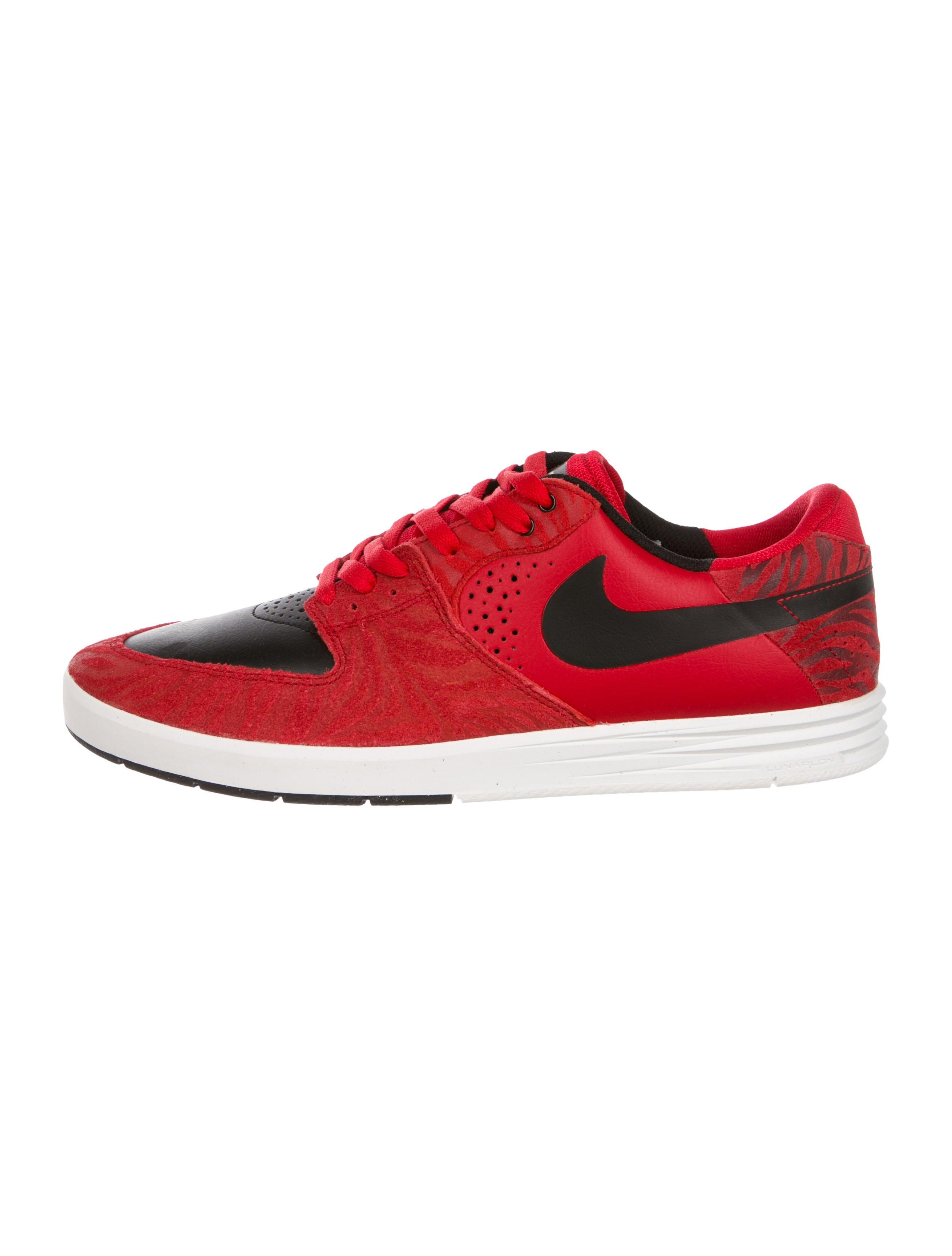 04ce85ebb408 Nike SB Paul Rodriguez 7 Premium Sneakers w  Tags - Shoes - WU228014 ...