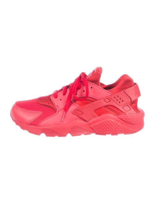 the latest 15dc5 cd795 Nike Air Huarache 'Triple Red' Sneakers - Shoes - WU229411 ...
