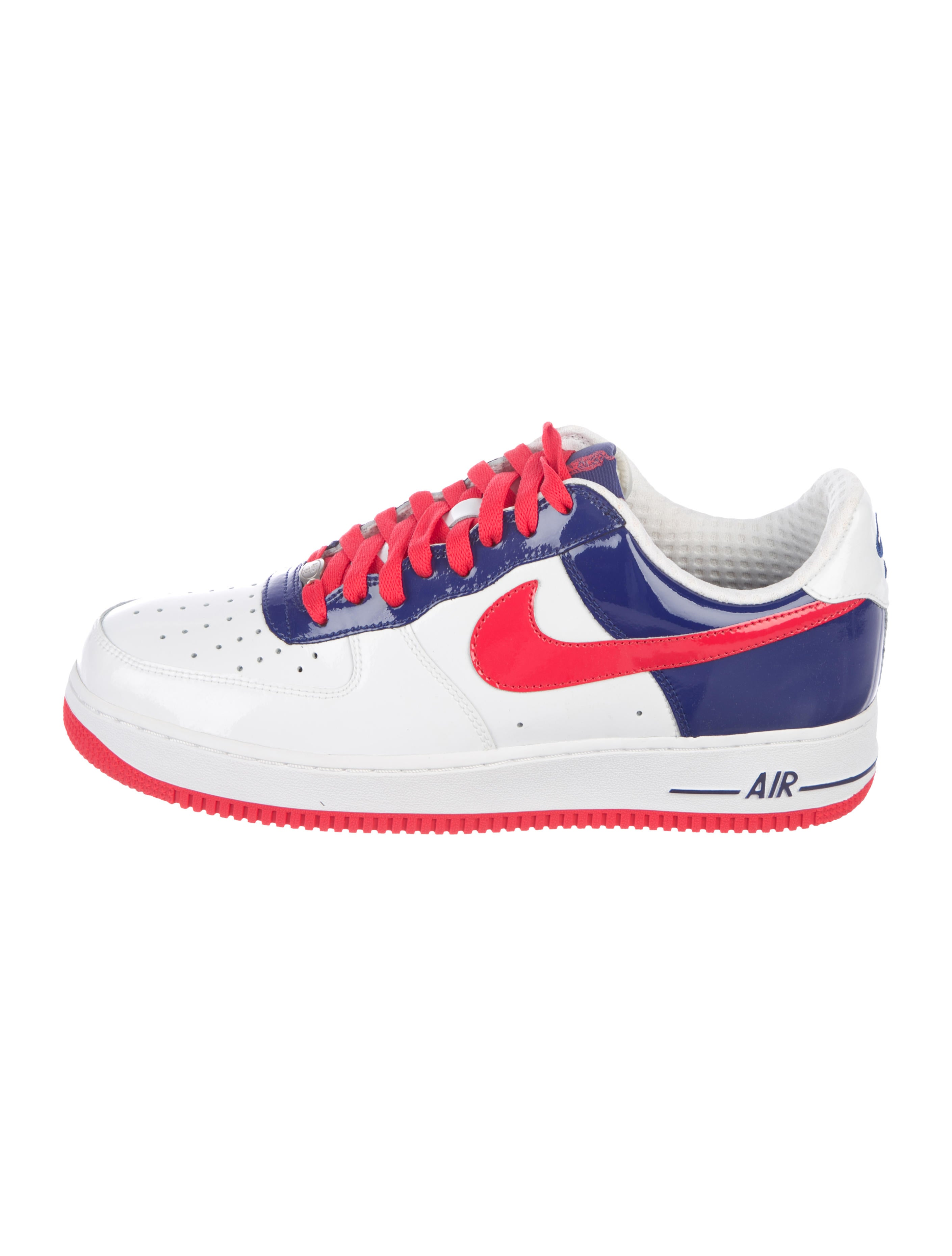 on sale 12c11 24ae2 Nike Air Force 1 Premium  South Korea World Cup  Sneakers w  Tags ...