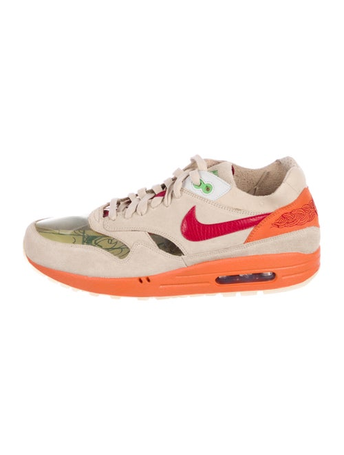 5f411635 Nike Air Max 1 NL SP Clot 'Kiss of Death' Sneakers - Shoes ...