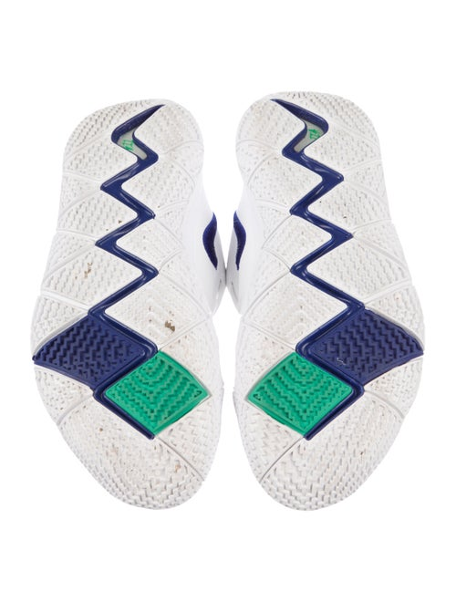 87736aebd7e Nike Kyrie 4 Seattle Seahawks Sneakers - Shoes - WU230587