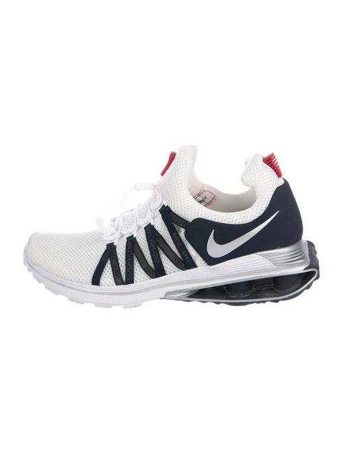f1899ca0f36 Nike Shox Gravity White Obsidian Sneakers - Shoes - WU230820