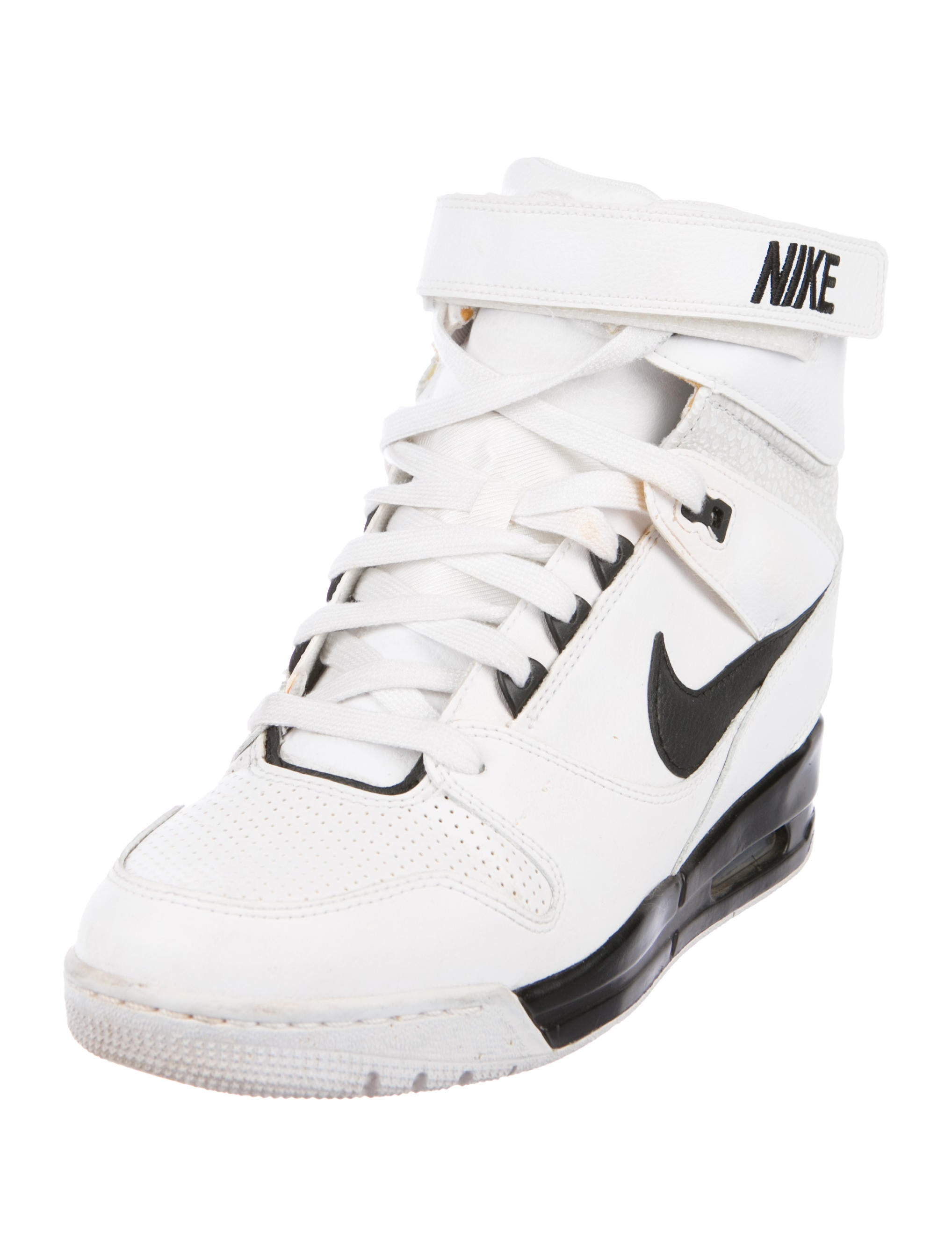 Nike Air Revolution Sky High Wedge Sneakers Shoes