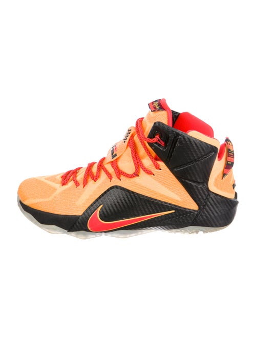 finest selection 02ad6 b9d7f Lebron 12 Witness Sneakers ...