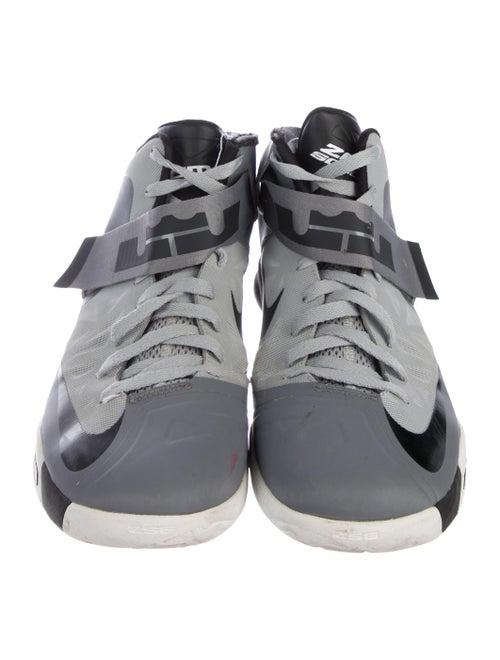 big sale fdb1f a3b11 ... Zoom Soldier VI Wolf Grey Sneakers ...