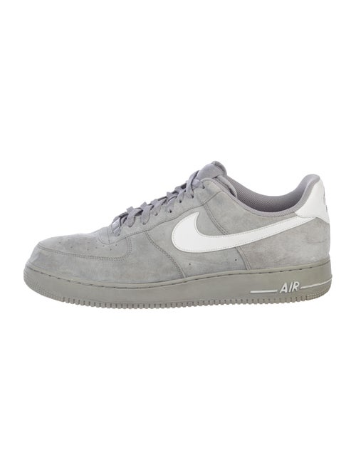 reputable site f8983 b9966 Nike Air Force 1 Suede Sneakers - Shoes - WU231998   The RealReal