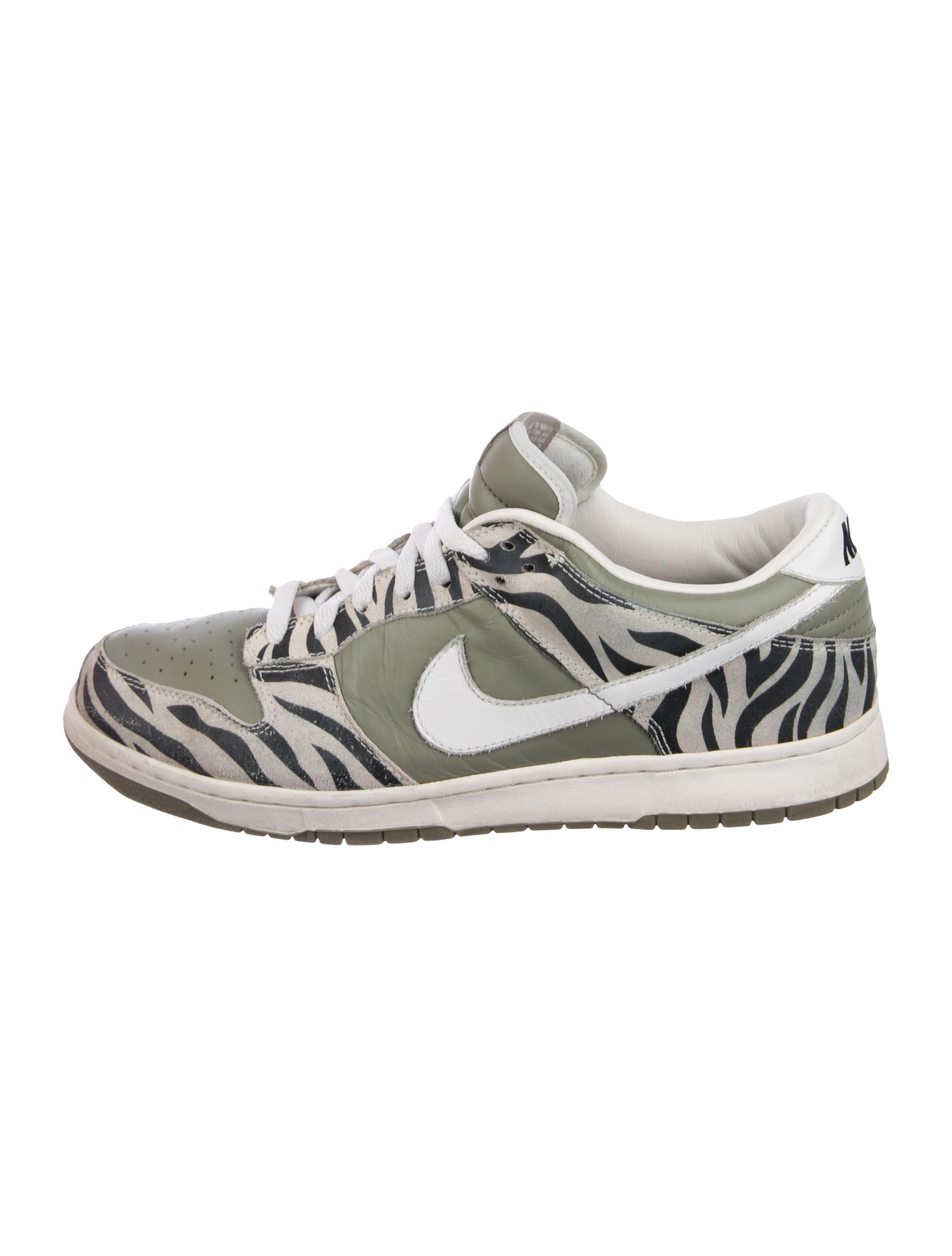 outlet store be868 d5bab Nike Dunk Low  Daktari  Sneakers - Shoes - WU232322   The RealReal