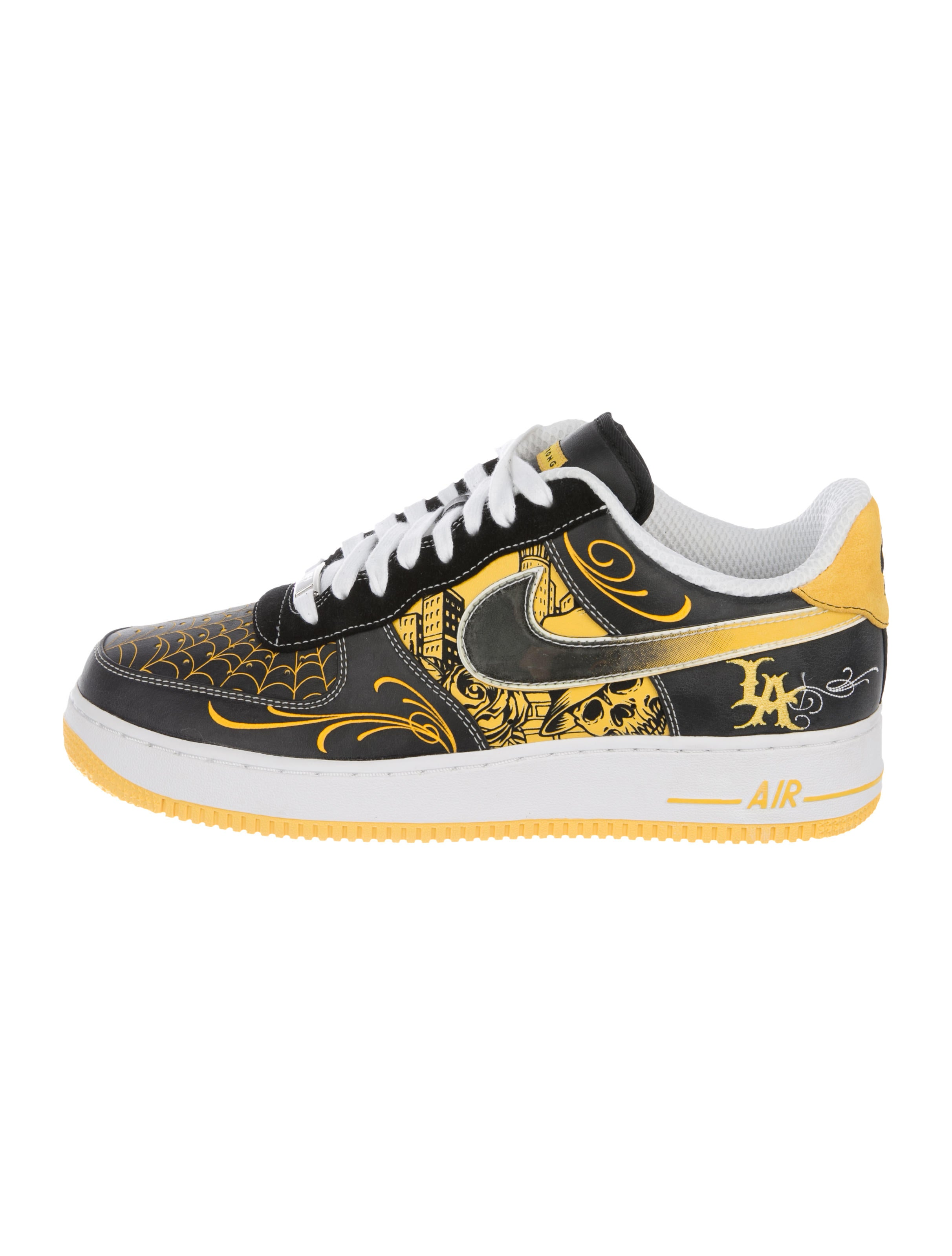 Livestrong x Air Force 1 Low Supreme TZ LAF 'Mr. Cartoon'