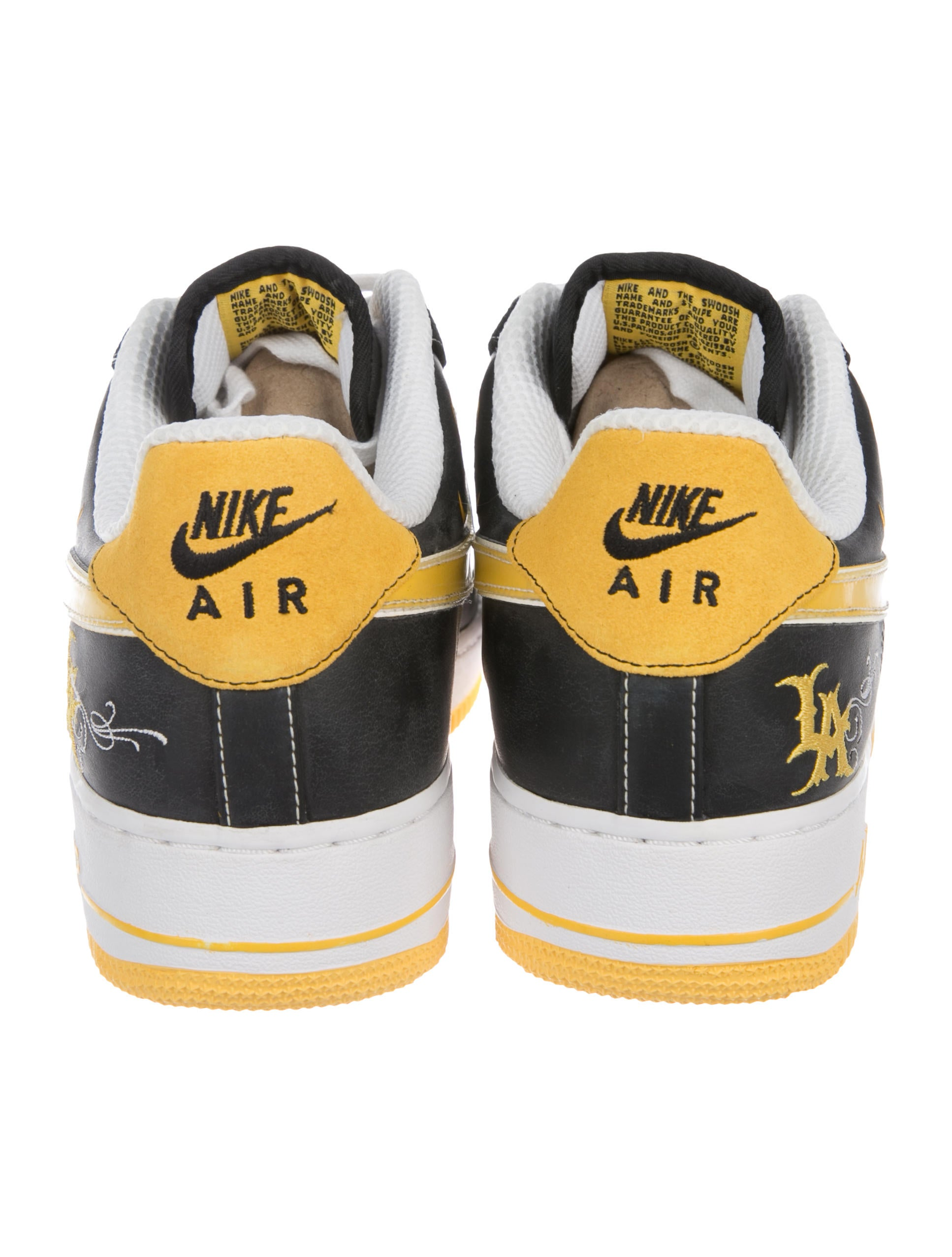 LIVESTRONG x Nike Air Force 1 TZ Mr. Cartoon | SneakerFiles