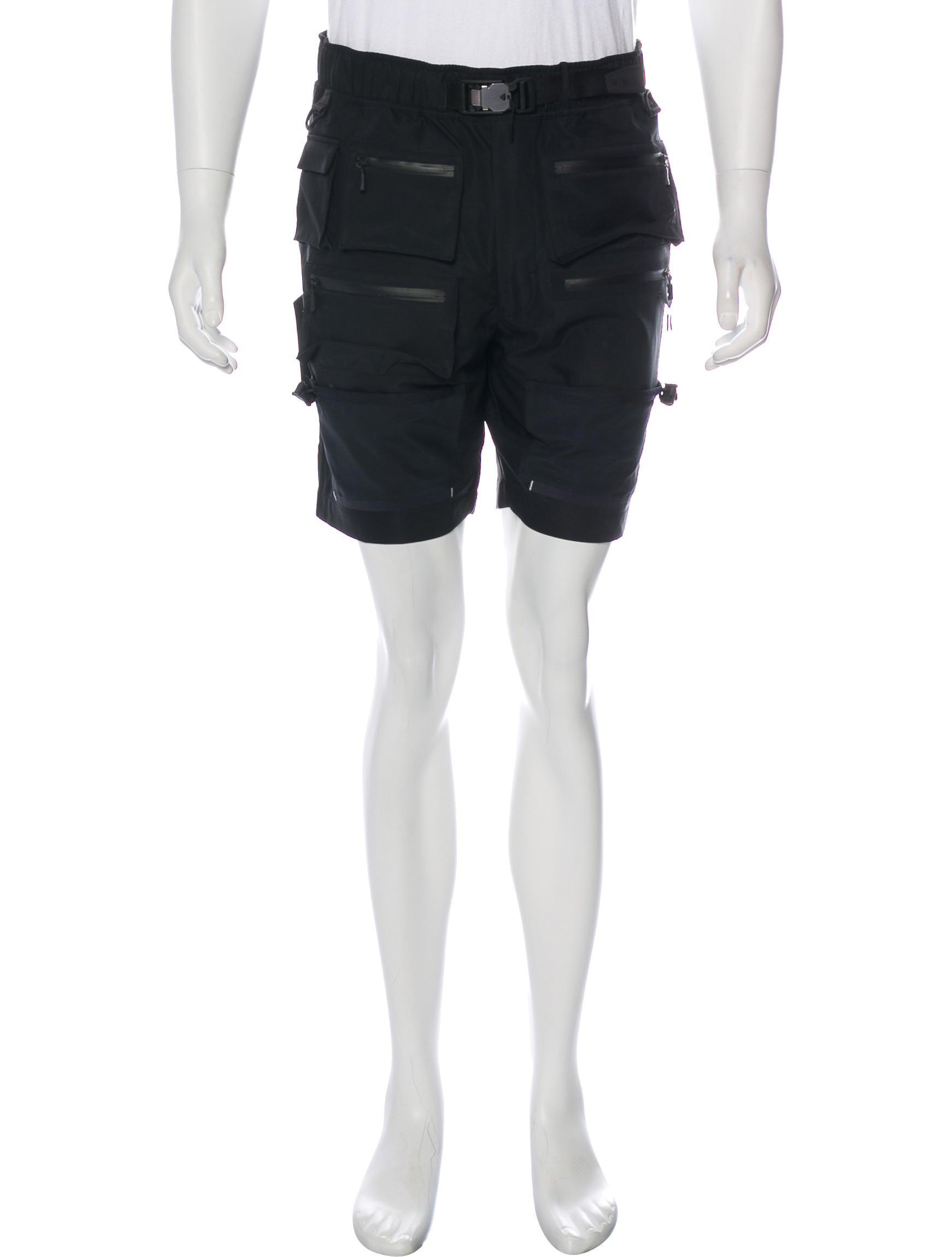 mmw x nike shorts