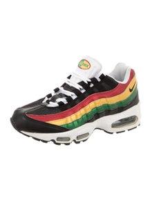 Accidental Moderador escritorio  Nike Air Max 95 Jamaica Rasta Sneakers - Shoes - WU235107 | The RealReal